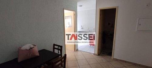 Imagem 1 de 9 de Apartamento Com 1 Dormitório À Venda, 30 M² Por R$ 299.000,00 - Vila Guarani (zona Sul) - São Paulo/sp - Ap8443