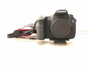 Canon Eos 60d + Lente + Carregador + Case