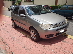 Fiat Palio 1.3 Elx Flex 2005 - Cinza