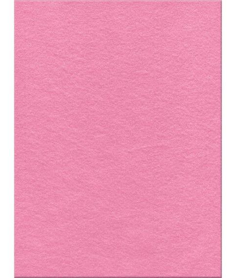 Fieltro Plano Candy Pink 30x23cmx1.8mm Premium Kunin