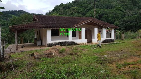 Sitio 20 Alqueires / Juquia / Troca Praia / Pronto Para Criar E Plantar - 04841 - 34028947