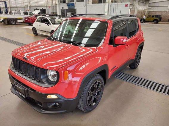 Jeep Renegade 1.8 Litude 4x2 At 2017