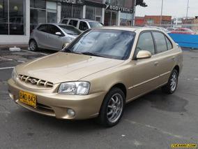 Hyundai Accent Verna Gls Mt 1500cc 5p Aa