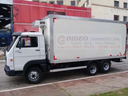 Vw 13160 Truck 2018 Bau Refrigerado