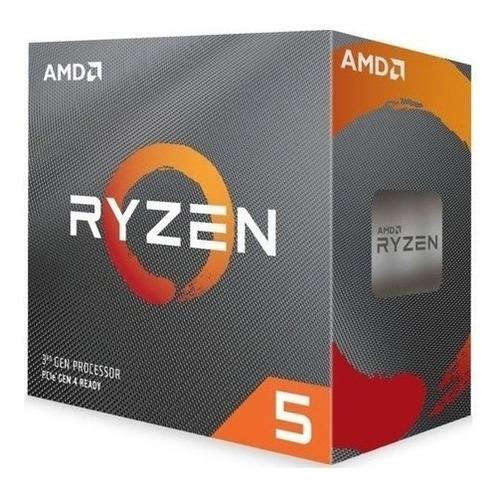 Processador Amd Ryzen5 3600 Am4 Sem Vídeo - 100-100000031box