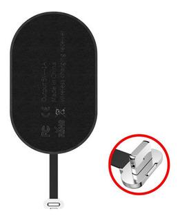Receptor De Carregamento Sem Fio Qi Baseus iPhone 7 6 6s 5s