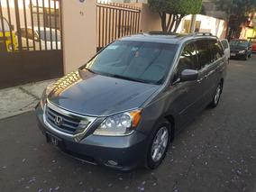 Honda Odyssey Touring Gps Dvd Qc Full Equpo Para Exigentes