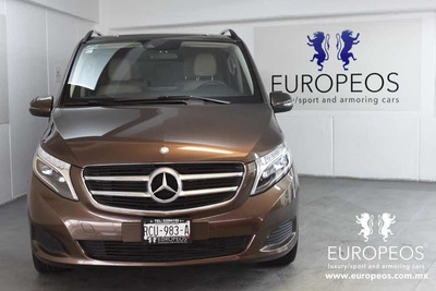 Mercedes-benz Viano 2.2 Ambiente 7 Pas. At 2017