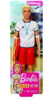 Ken Guardavidas Rubio / Original Mattel