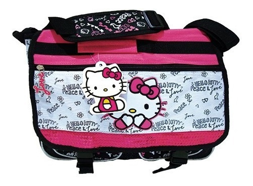 Maletín 17 Morral Hello Kitty Mk847