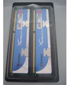 Memória Khx1600c8d3k4 Kingston 4gb Ddr3 1600mhz Hyper X N/f