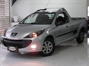 Peugeot Hoggar 1.4 Xr Flex 2p 2011 Prata