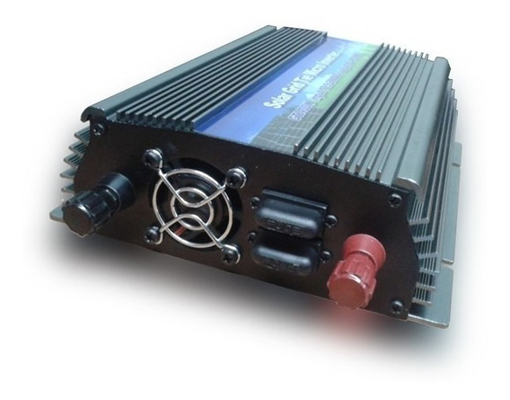 Inversor Interconexion Cfe 400w Hasta 28v - Paneles Solares