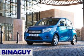 Suzuki Celerio Glx / U$s 13.990 / Permuto Y Financio !;
