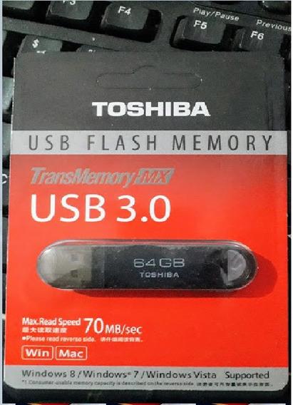 Pen Drive 64gb 3.0 Usb Alta Velocidade
