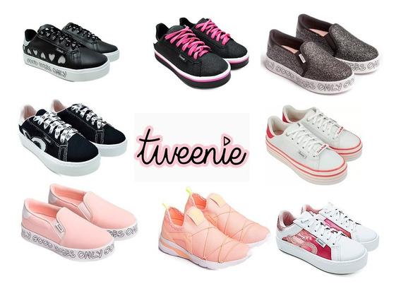 Tênis Tweenie Pampili Kids Teen Diversos Modelos Originais