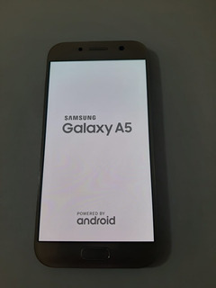 Samsung Galaxy A5 2017 64g Dourado Em Ótimo Estado S/ Riscos
