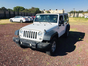 Jeep Wrangler 3.6 Unlimited Sport V6 4x4 At