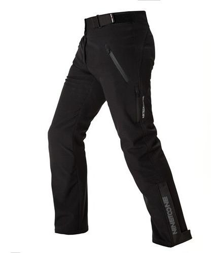 Pantalon Moto Mujer Softshell Nine To One Hera Mas X Moto