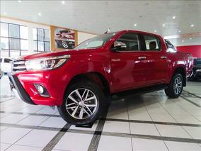 Toyota Hilux 2.8 Srx 4x4 Cd 16v Diesel Automático