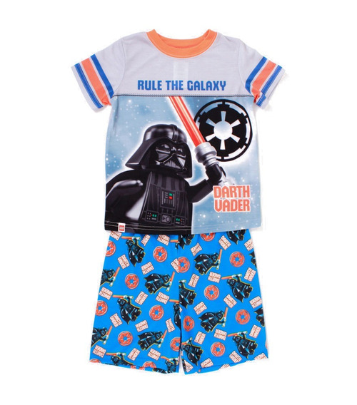Pijama Para Niño Lego Star Wars Rule The Galaxy De Short