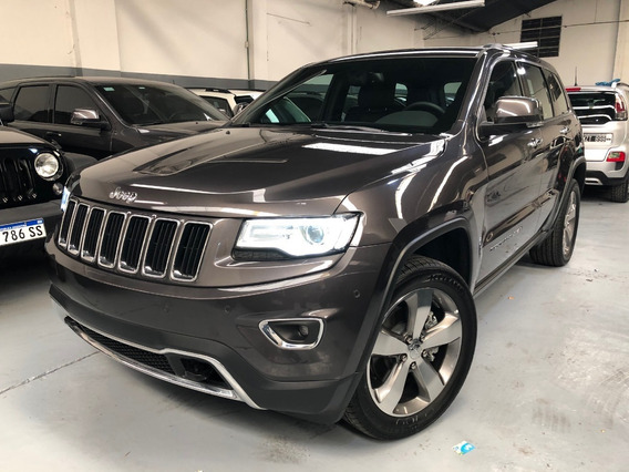 Grand Cherokee Limited Oportunidad My15 0km