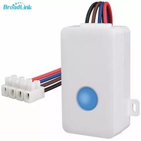 Rele Wifi Automação Residencial Broadlink Sc1 Bivolt 110 220