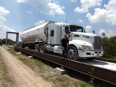 Bascula Camionera Nueva De 24 M Para 100 T. Ya Instalada