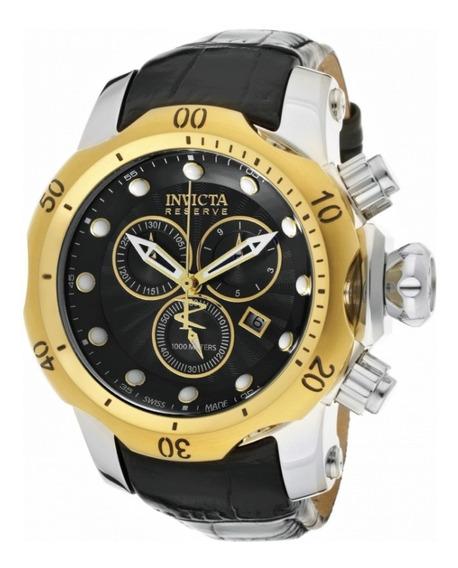 Relógio Invicta 10815 Venom Reserve W/r-1000m Quartzo Suíço