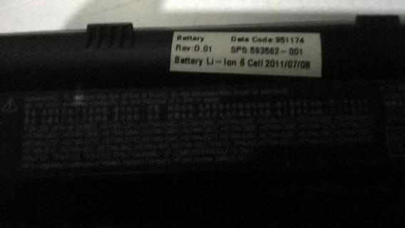 Bateria Notebook Hp Pavillion Dm4 Semi Nova