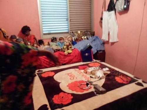Apartamento Para Venda Em Osasco, Umuarama, 2 Dormitórios, 1 Banheiro, 1 Vaga - 7218_2-499202