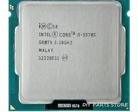 Processador Desktop Intel Core I5-3570s 3.10ghz 1155 - Usado