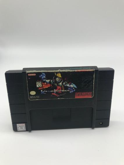 Killer Instinct Super Nintendo Original Americana Snes