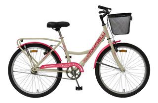 Bicicleta Tomaselli Rodado 24 - Lady 24 - Cuotas Fijas