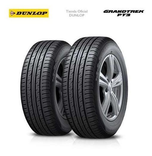 Kit X2 235/60 R18 Dunlop Grandtrek Pt3 + Tienda Oficial