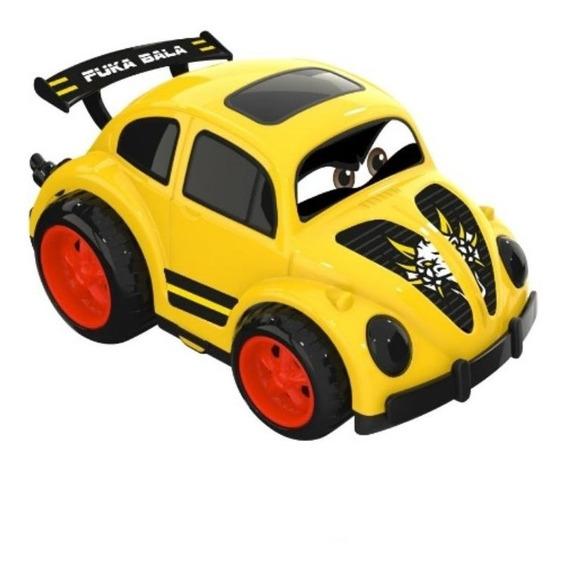 Fuka Bala Bs Toys - Amarelo