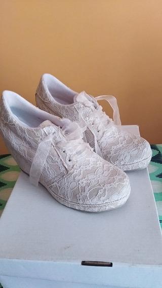 Zapatos Tenis Comodos Para Boda/ Xv Años