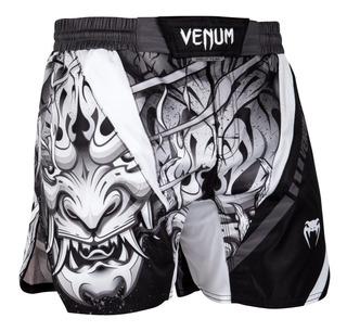 Short Venum Devil Crossfit Jiu Jitsu Kick Thai Fitness