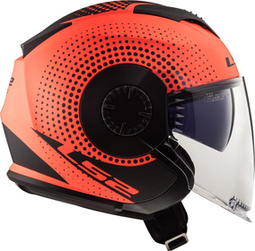 Capacete Ls2 Of570 Verso Spin