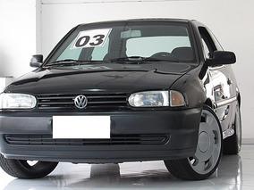 Volkswagen Gol 1.6 Mi Special Preto 8v