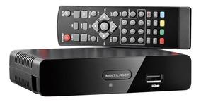 Conversor Para Sinal De Tv Digital Multilaser - Re207