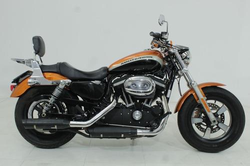 Harley Davidson Xl 1200 Ca 2016 Laranja
