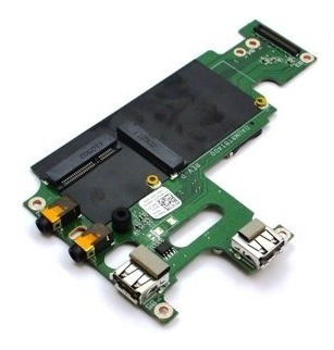 Placa Audio + Usb Dell Inspiron N4010 Daum8tb14d0