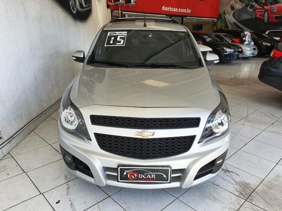Chevrolet Montana - 2014/2015 1.4 Mpfi Sport Cs 8v Flex 2p
