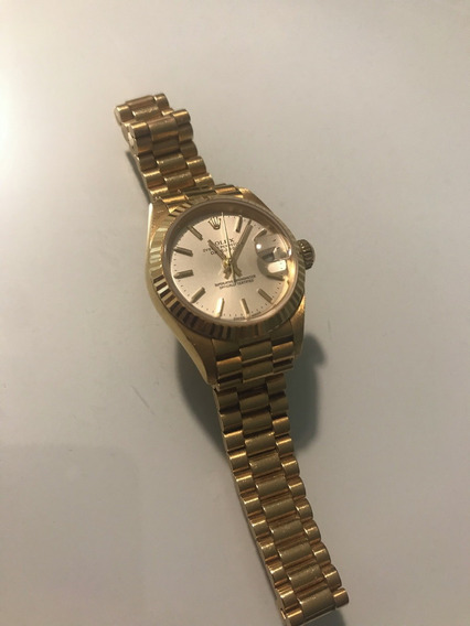Rolex Lady-datajust 28 Oyster