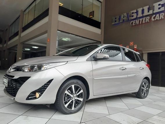 Toyota Yaris Hatch Yaris Xls 1.5 Flex 16v 5p Aut. Flex Auto