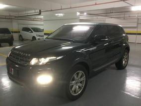 Land Rover Evoque 2.0 Pure 2012 Preta Extremamente Nova