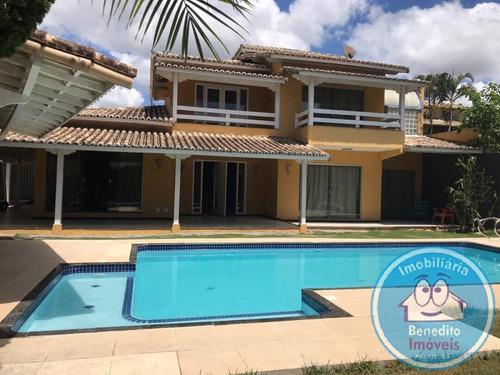 Casa Para Venda Com 4/4 Em Porto Seguro R$890.000,00 - 1430