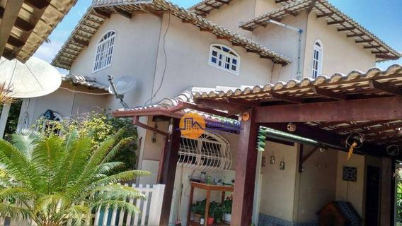 Casa Residencial À Venda, Barra De São João, Casimiro De Abreu. - Ca1394