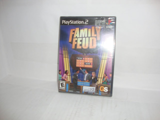Video Juego Clasico Family Feud Ps2